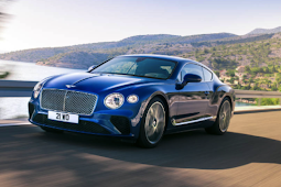 2019 Bentley Continental GT Review