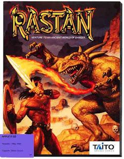 Videojuego Rastan PC
