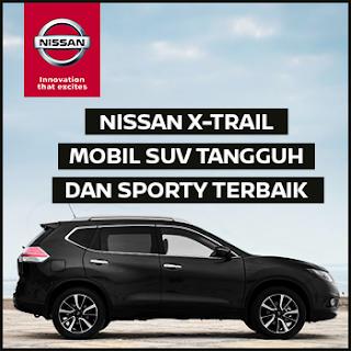 Banner Nissan X-Trail