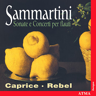 Sammartini, G. / Maute: Chamber Music for Flute and Recorder