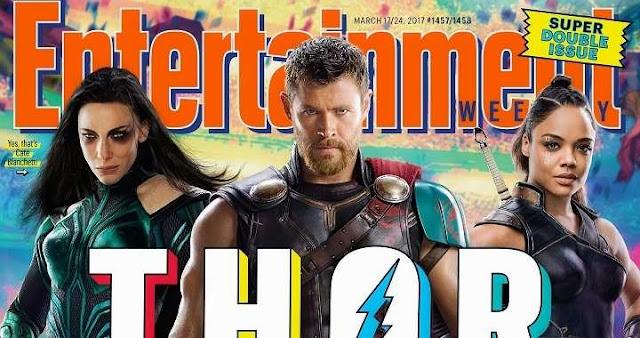 Thor: Ragnarok también cuenta con Hela y Valquiria