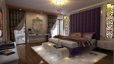 ديكورات غرف نوم مودرن جديدة ومميزة