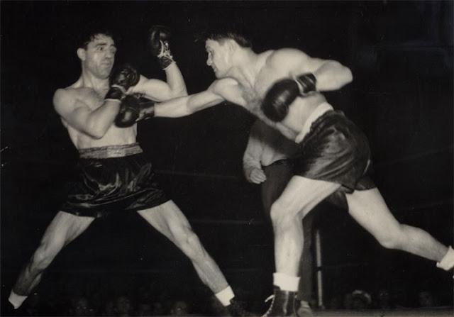 Bantamweight title fight