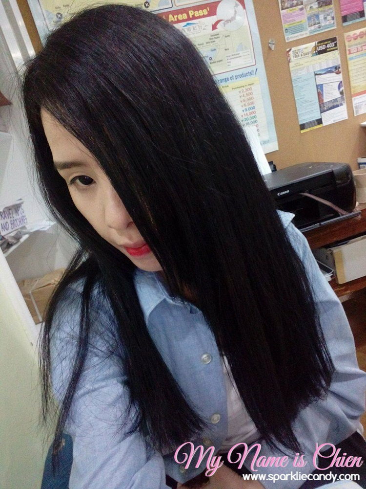 My Name Is Chien Back To Black With Mondes Dark Brown