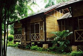 Desain Rumah Bamboo Modern 2016 5