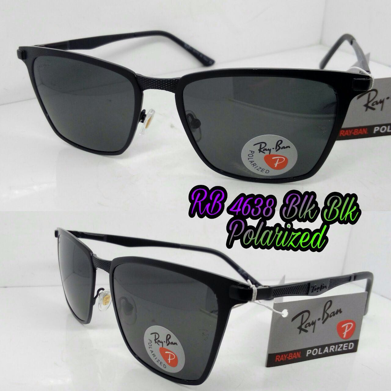 b1887855f9655 RB4638 Polarized New Arrival Ray Ban price 799 Only