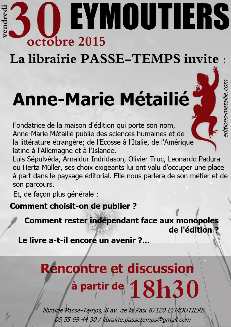 rencontre eymoutiers