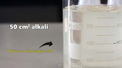 Idea P&P Sains : Saponifikasi Pembuatan Sabun