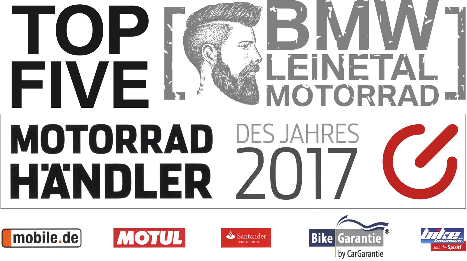 Die Biker-Saison ist jetzt eröffnet: Autohaus Leinetal in Einbeck ...