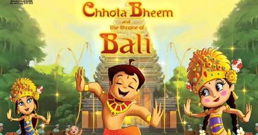 Chhota Bheem Throne Of Bali | Full Movie Download & Watch | In Hindi