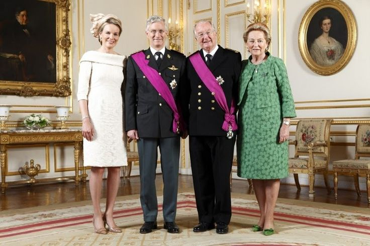 Abdication Of King Albert II  & Inauguration Of King Philippe -  Official Photos
