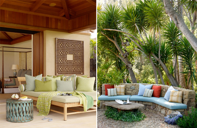 Dreamy Outdoor Backyard Living Spaces and Inspiration ... on Backyard Living Area id=57424