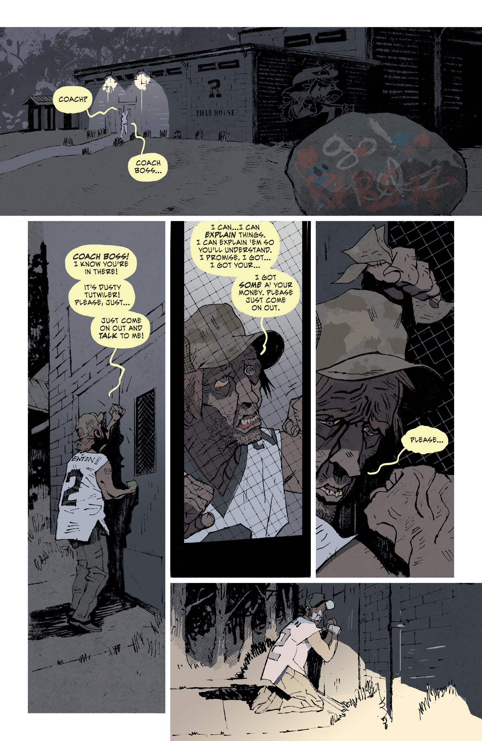 Read online Southern Bastards comic -  Issue #1 - 24