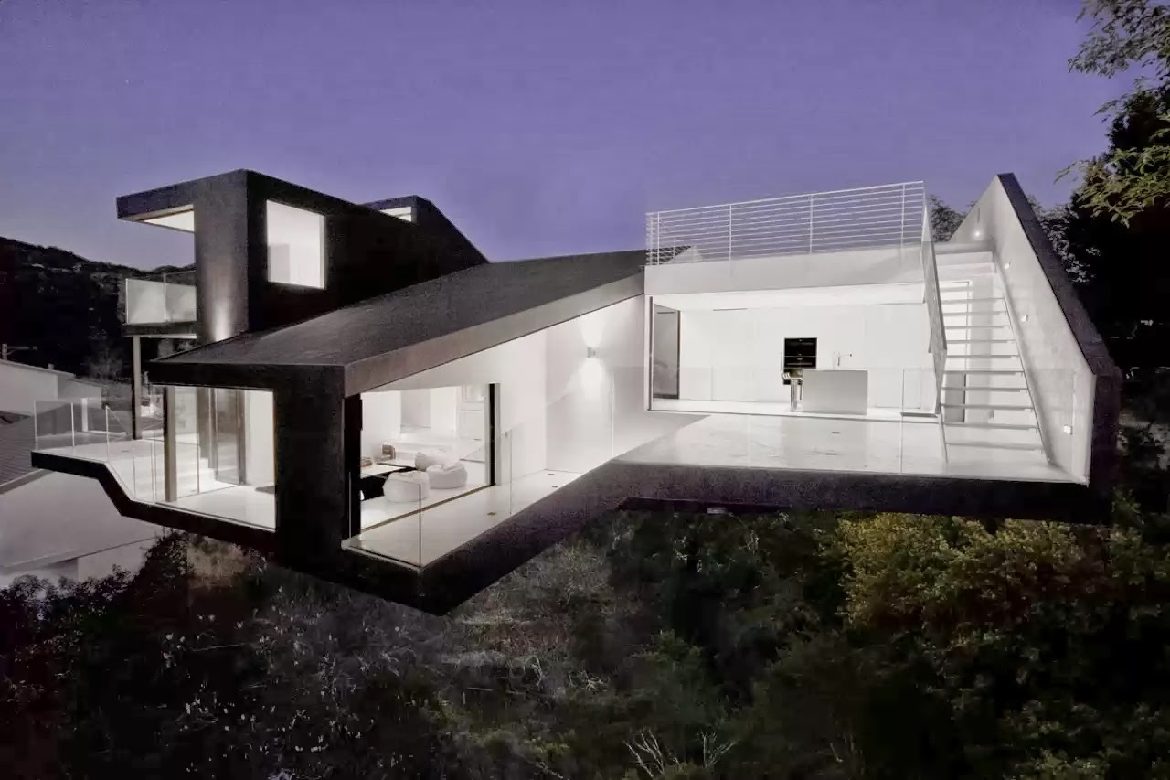 10 Rumah Mewah Dengan Arsitektur Terbaik Di Amerika