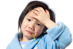 This Habit Can Avoid The Child From The Cold During The Rainy Season