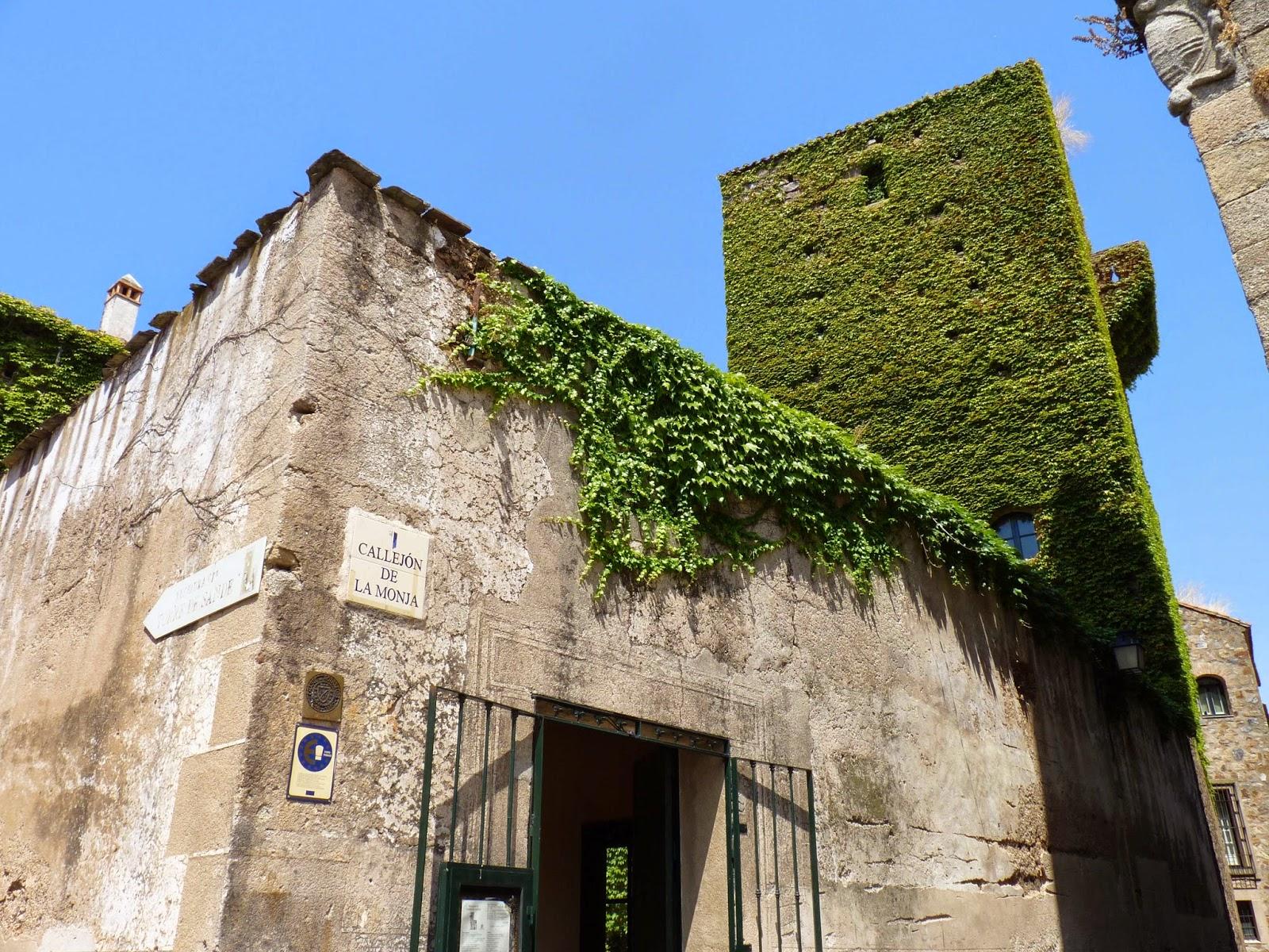 Cáceres,Torre de Sande o de los Plata.