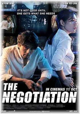 The Negotiation 2018 Hindi ORG Dual Audio 400MB BluRay ESubs