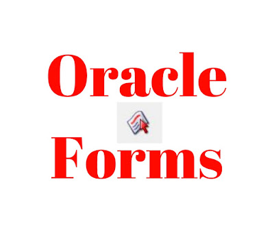 Execute Shell commands from Oracle Forms example.