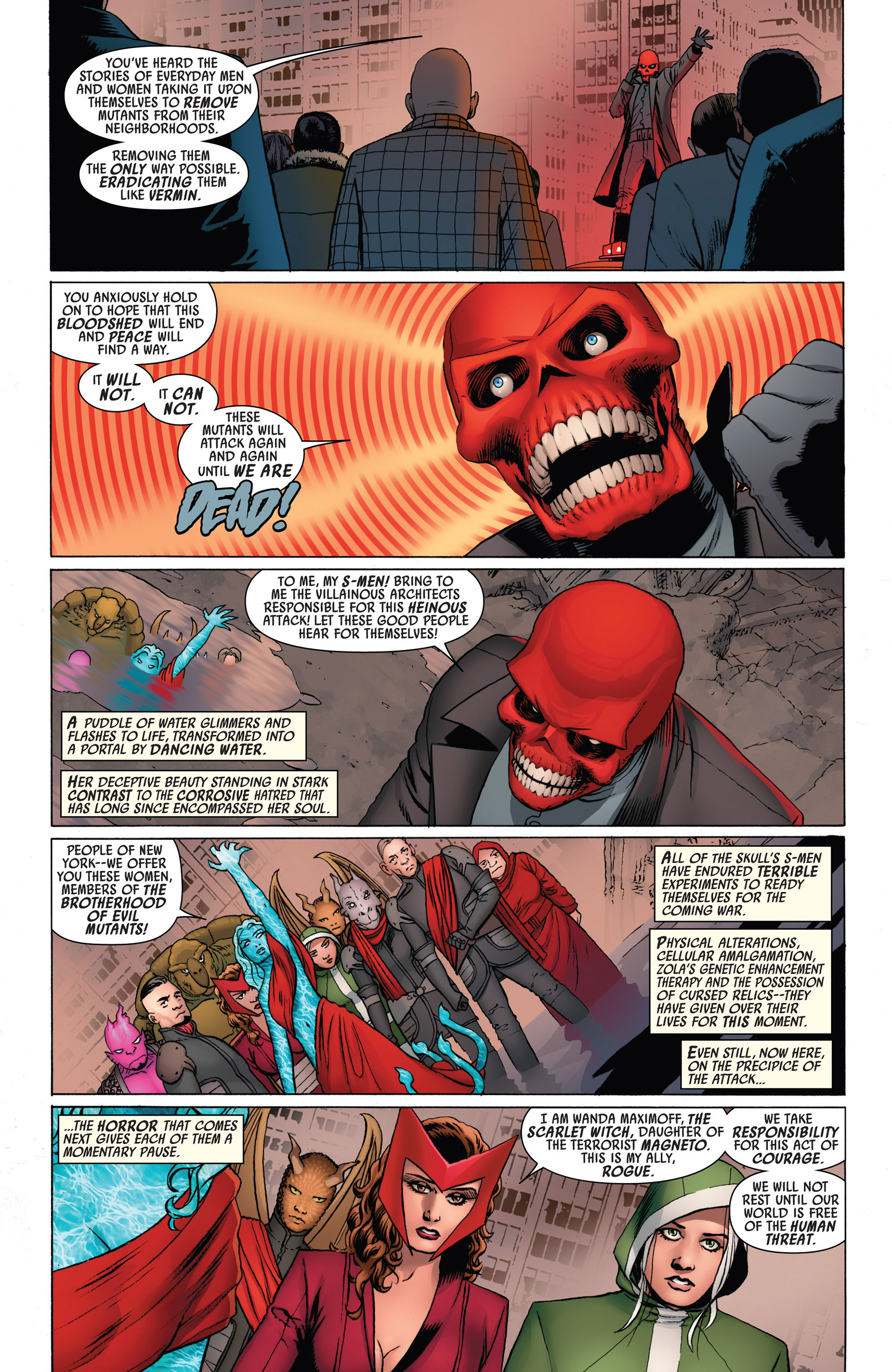 Read online Uncanny Avengers (2012) comic -  Issue #3 - 5