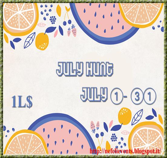 July Hunt