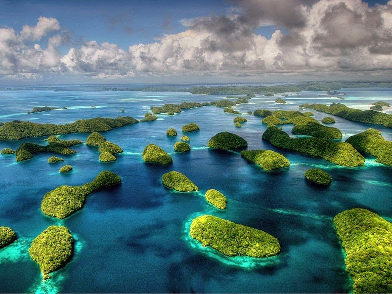 palau-rock-islands-australia