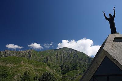 Chiesa del Sacra Cuore in Capricchia