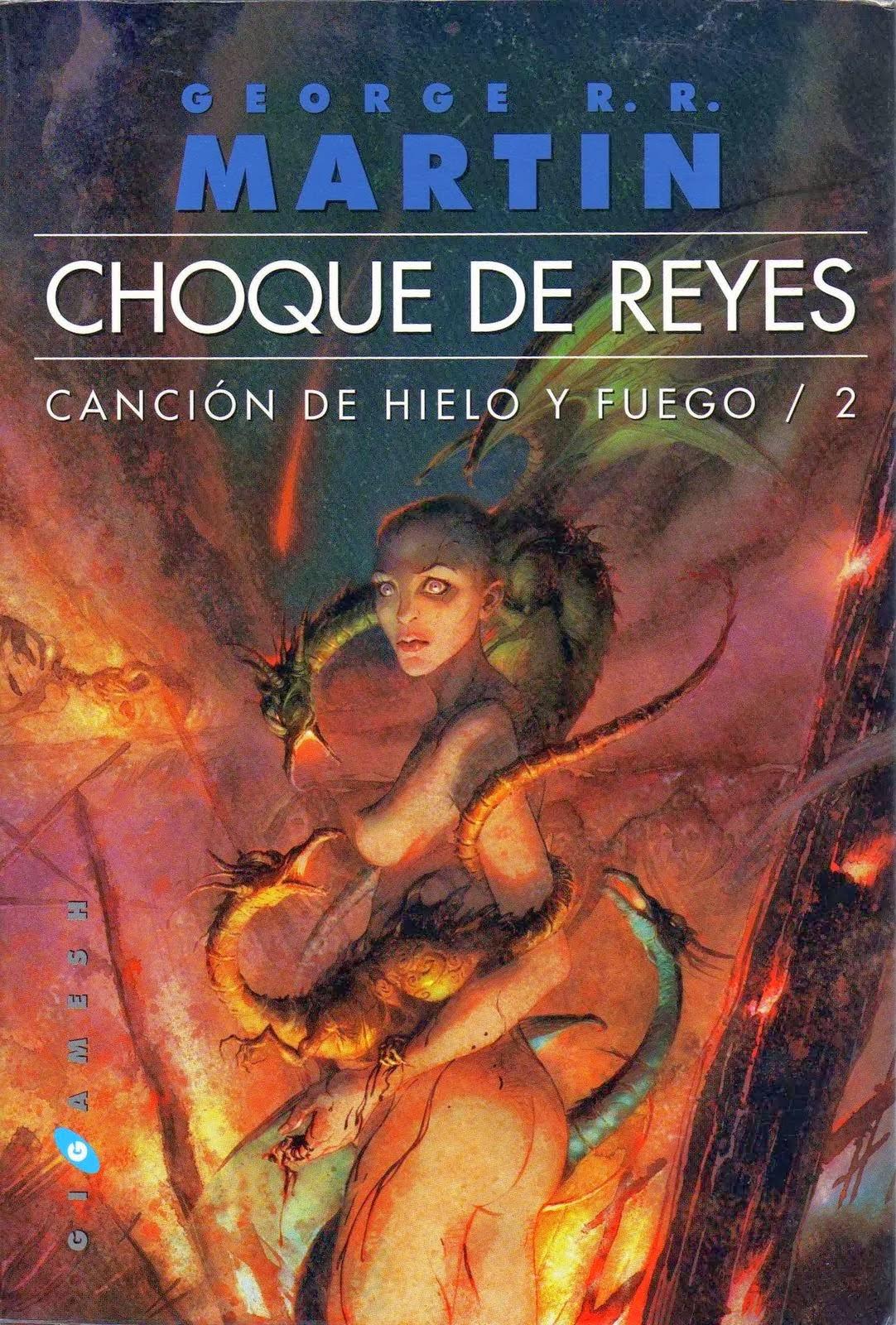 Portadas que son obras de arte (2): Canción de Hielo y Fuego ...