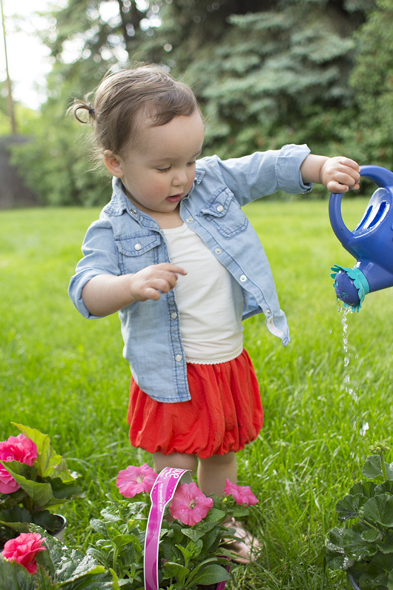 Cute toddler style