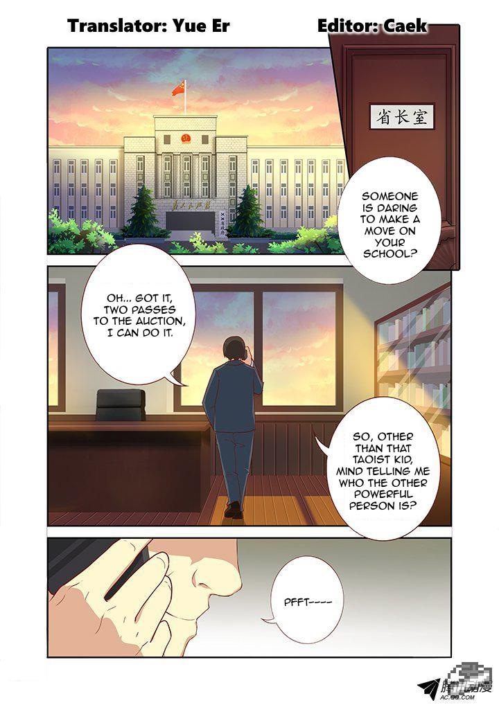 Yaoguai Mingdan - Chapter 159