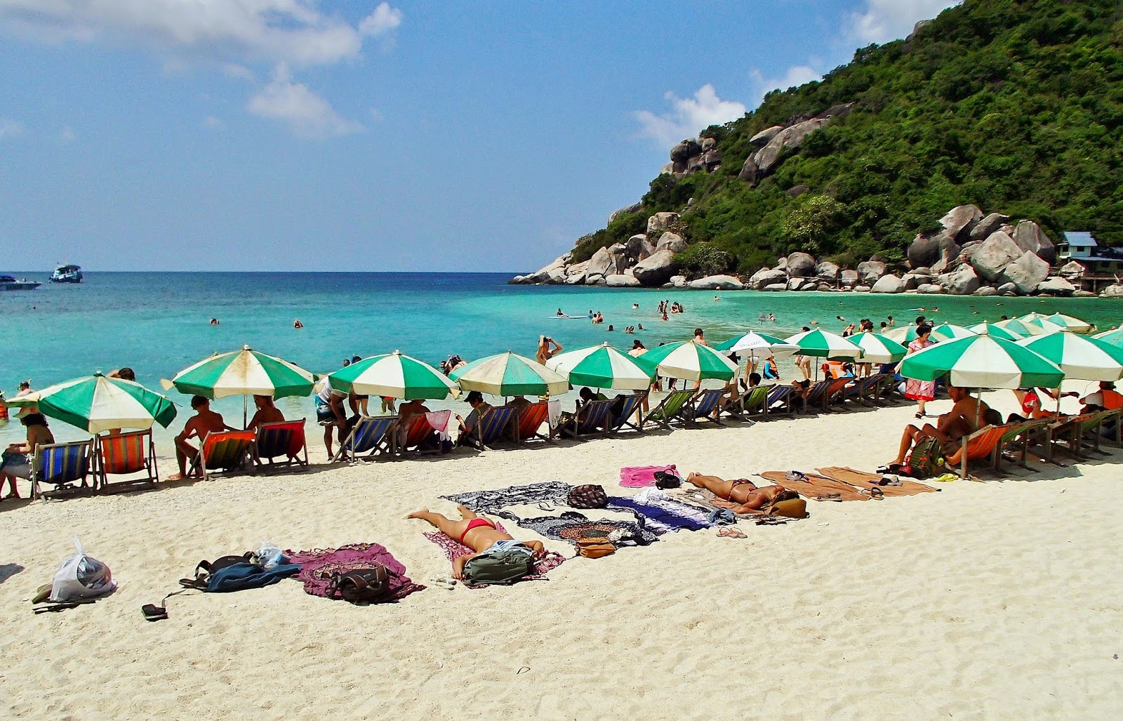 Best Thai Beaches : Ko Nangyuan