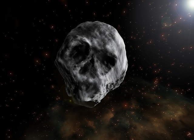 Halloween asteroid prepares to return in 2018
