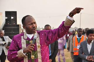 Apostle Suleiman Sacks Branch Pastor For Participating In Ponzi Scheme (MMM)