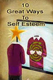 10 Great Ways to Self-Esteem English Book By James Vanstone