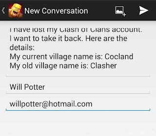 Cara mendapatkan Clash of Clans village yang hilang kembali