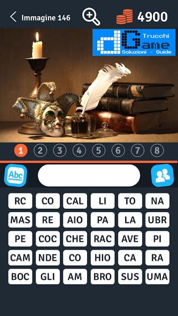 8 Parole Smontate soluzione livello 141-150