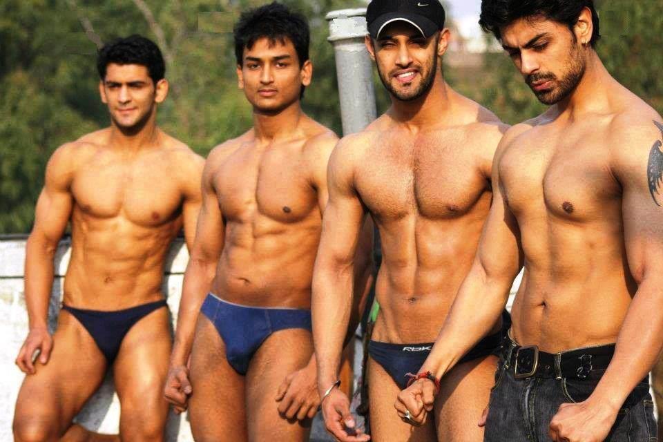 boy nude handsome Indian