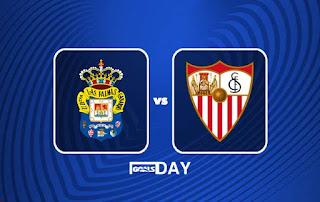Las Palmas vs Sevilla – Highlights