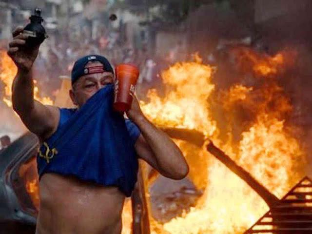 UN Rights Chief Calls for Talks on Venezuela Crisis