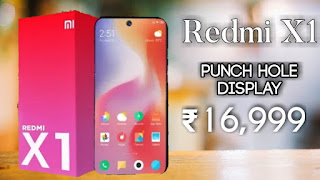 Redmi X1- Confirm Specification,Price, Launch Date In India