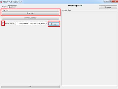 Cara Menggunakan Software RBSoft_Mobile_Tool_V1.6_2018