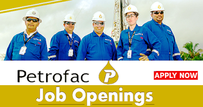 Latest Job Vacancies in Petrofac