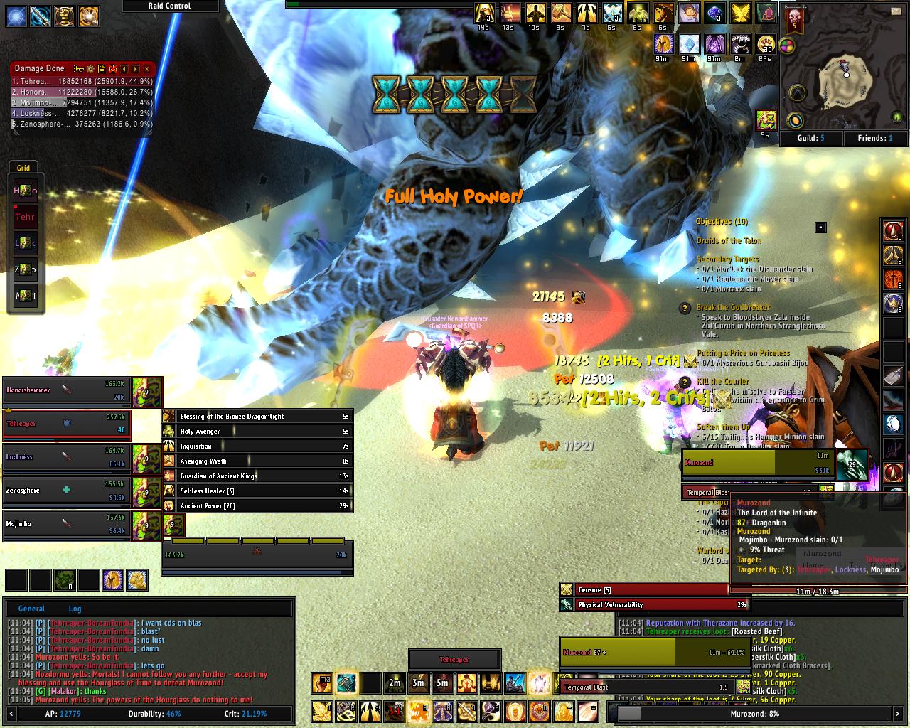 Honor's Code: September 2012