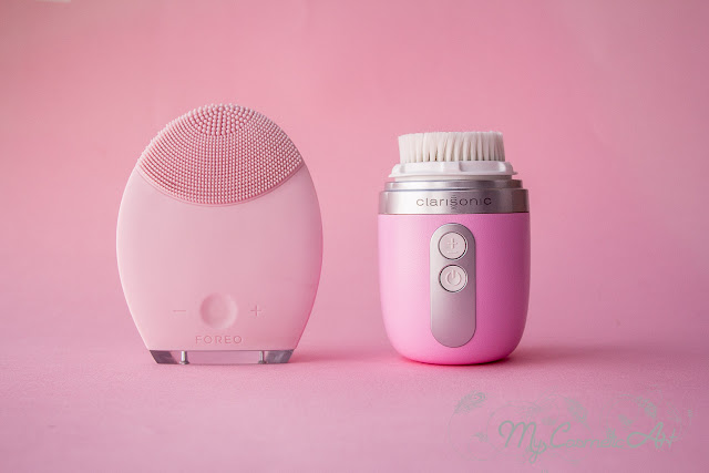Foreo vs. Clarisonic: dispositivos de limpieza facial