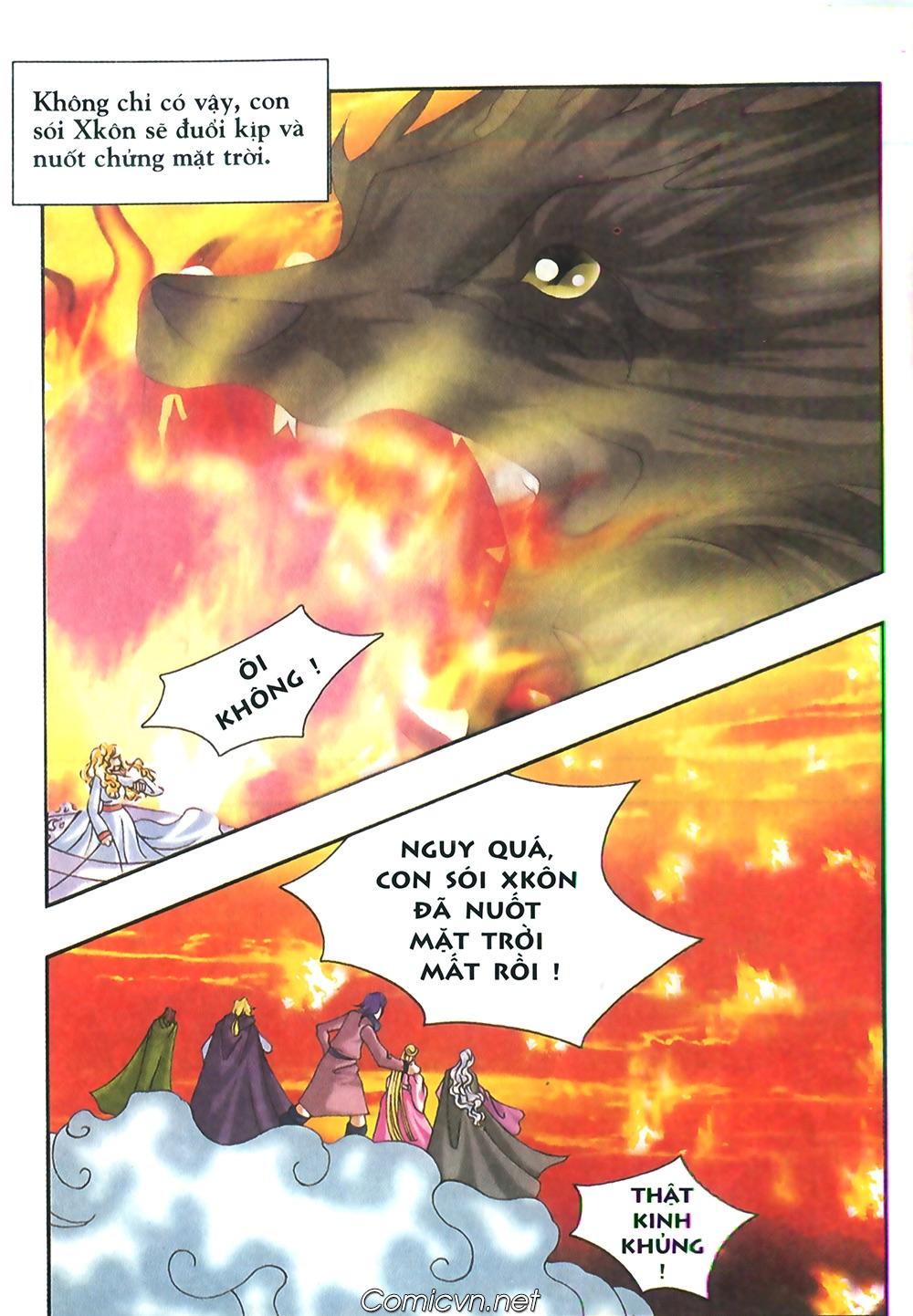 Thần thoại Bắc Âu - Chapter 48: Cuộc chiến Ragnarok - Pic 25