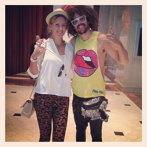lmfao guy dating azarenka and redfoo