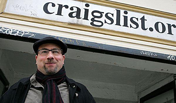 Craig Newmark, fundador de Craigslist