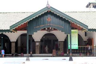 Sejarah Masjid Pathok Negoro Babadan Bantul