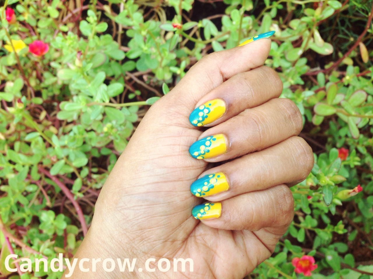 L.A colors,Color craze Nail polish, Shock and Atomic Review