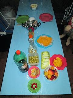 Cena mezclada