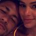 """Neymar posa com Bruna Marquezine em Barcelona: """"Ela chegou"""""""